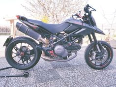 My Ducati Hypermotard 796