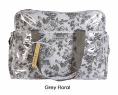 Nappy bags Ideal for mommies of twins. Nappy Bags, Twins, Monogram, Michael Kors, Pattern, Fashion, Diaper Bags, Moda, Fashion Styles