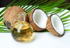 #Coconut Oil Found Effective In Treating Atopic Dermatitis (Dry, Itchy, Scaly Skin)
