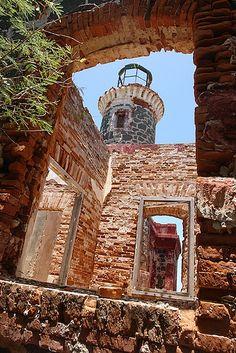 Culebrita Lighthouse, Culebra, Puerto Rico