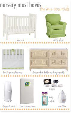 nursery-must-haves