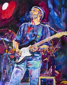 David Lloyd Glover - Eric Clapton and Black