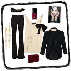Office outfit/sophisticated night out!?