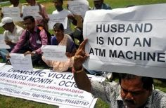 Society for Cruelty Against Husbands!