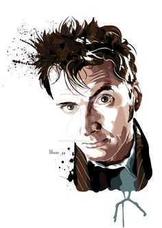 The Tenth Doctor Who by hansbrown-77 on DeviantArt