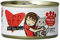 Best Feline Friend Cat Food Tuna Too Cool Recipe 3Ounce Cans Pack of 12 *** Read more reviews of the product by visiting the link on the image.