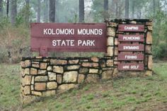 Kolomoki Mounds State Park, Early County, GA