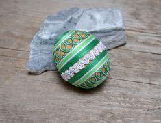 Delabi - my creation Egg And I, Easter Eggs, Fruit, Breakfast, Food, Morning Coffee, Essen, Meals, Yemek