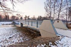 Frýdek-Místek Pedestrian and Bicycle Bridge (Frýdek-Místek, 2009) | Structurae