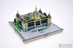 Lego Mocs Micro ~ Czech National Museum | by Brick Point
