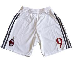 Milan Pantaloncini Home JUNIOR 2015-16