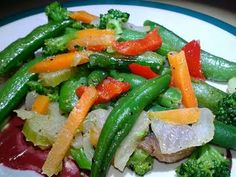 Roasted Vegetables With Kick Ass Seasoning Recipe - Allthecooks.com