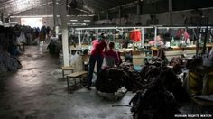 Clothes retailers accused of labour abuses in Cambodia