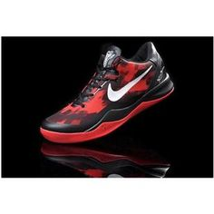www.asneakers4u.com/ Nike Zoom Kobe 8 VIII Women Shoes Black/Red