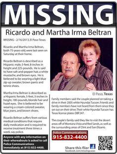 Ricardo & Martha Beltran