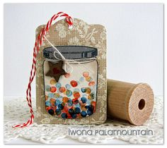 Bokeh in a jar? | Random Acts of Creativity