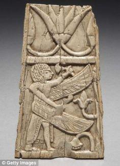 大英博物馆的人工制品