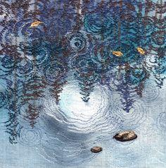 Natalia Margulis - Textile & Embroidery Artist