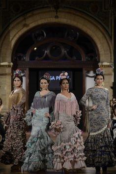 Traje de Flamenca - Luisa-Perez - We-love-flamenco-2015