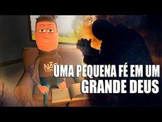 UMA PEQUENA FÉ EM UM GRANDE DEUS   ANIMA GOSPEL - YouTube