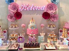 Unicorns Birthday Party Ideas | Photo 1 of 24