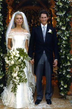 De las bodas de ensueño de las hermanas Borromeo al enlace puro 'chic' de Andrea Casiraghi - Foto 1