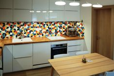 Kuchyňa Stupava - MMOSAICS Retro, Kitchen, Table, Furniture, Home Decor, Cooking, Decoration Home, Room Decor, Kitchens