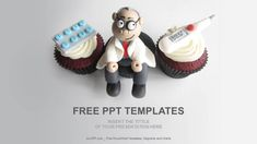 Doctor-Themed-Cupcakes-Medical-PPT-Templates (1)