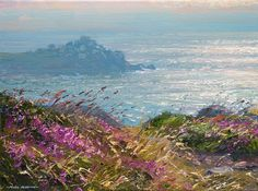 Summer Evening, Zennor Head - Mark Preston