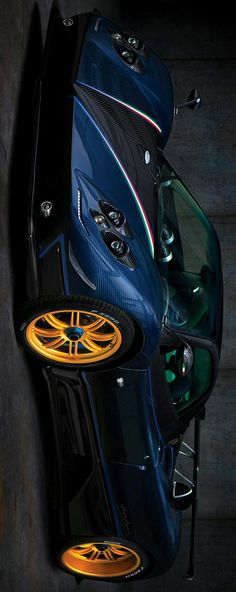 The Pagani Huayra - Super Car Center Super Sport Cars, Super Cars, Exotic Cars, Exotic Sports Cars, Pagani Zonda R, Weird Cars, Car Posters, Expensive Cars, Hot Cars