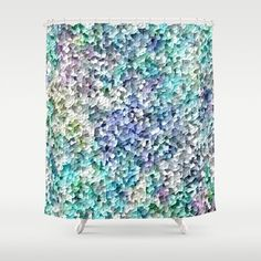 Mosaic Shower Curtain Teal Aqua Purple Yellow Green Blue Grey White  Abstract Art Bathroom Accessories HomeAbstract shower curtain  purple  cream and green shower curtain  . Yellow And Teal Shower Curtain. Home Design Ideas