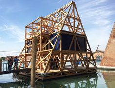 NLÉ was awarded the silver lion at the venice architecture biennale
