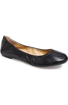 ccc14dd2d1304e Cole Haan  Manhattan  Leather Ballet Flat (Women) available at  Nordstrom  Leather