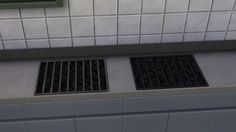 Functional Counter Top Grill with recipes by necrodog at Mod The Sims » Sims 4 Updates