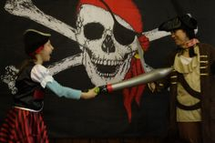 Pirate Attack - Pirates  - fun-filled birthday party entertainment