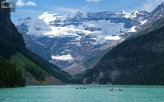Lake Louise, Canada...must go