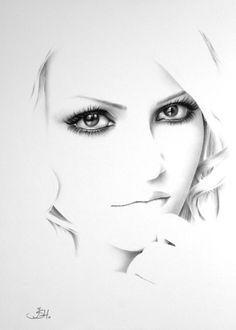 — Рисунки карандашом от Ileana Hunter