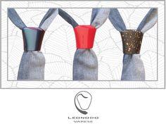Leonodo è il nuovo modo di vestire la cravatta