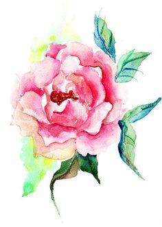 orchid watercolor tattoo - Buscar con Google