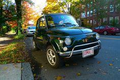 '68 Fiat on Kirkland Street