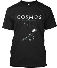 Limited Edition COSMOS Tees & Hoodies | - A Spacetime Odyssey