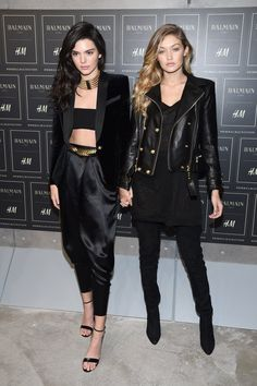 Kendall Jenner and Gigi Hadid Street Style | POPSUGAR Fashion