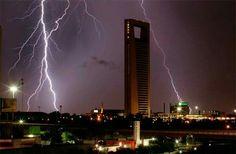 Tormenta eléctrica 15-05-2016