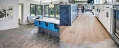 From rustic hardwood to modern marble, discover the top 60 best kitchen flooring ideas. Explore unique cooking space floors for your home. Best Flooring For Kitchen, Vinyl Flooring Kitchen, Wood Tile Floors, Concrete Kitchen, Garage Flooring, Stone Backsplash, Stone Kitchen, Concrete Floor, Backsplash Ideas