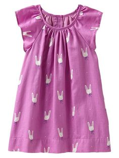 Gap Bunny Dress $22
