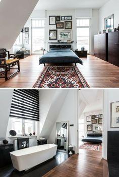 Ein Spiegel Im Bad Oder Ein Teppich Unter Dem Bett? So Schön Kann Die  Kombination