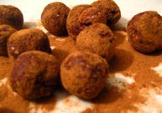 (Crazy) Dark Chocolate High Protein Truffles
