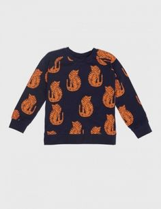 Mini Rodini Long Sleeve Tiger T-shirt - years Grande Chat Urban Fashion Girls, Urban Fashion Trends, Fashion Kids, Fashion Outfits, Fashion Design, Urban Apparel, Grunge, Urban Style Outfits, Tiger T Shirt