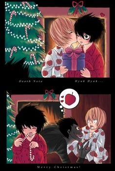 Death Note.it seems like yaoi time?:3