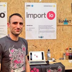 #Seen #websummit #startup Super simple event summaries for email and web